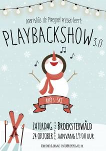 PLAYBECKSHOW 3.0 zonder snijtekens